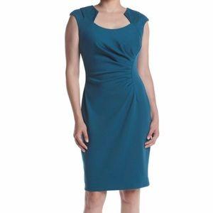 Rouched Calvin Klein dress